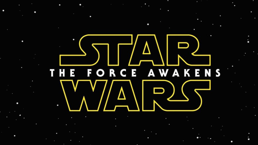 Star Wars, The Force Awakens, Logo Image