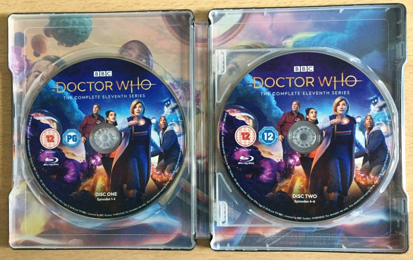 Doctor Who Series 11 D