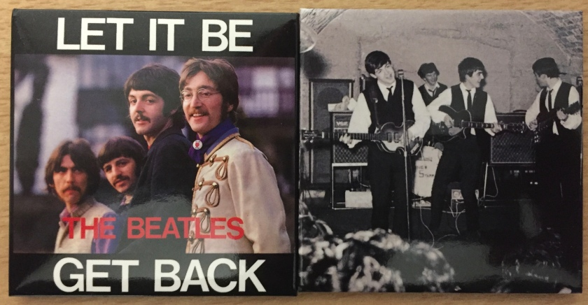 Beatles Fridge Magnets