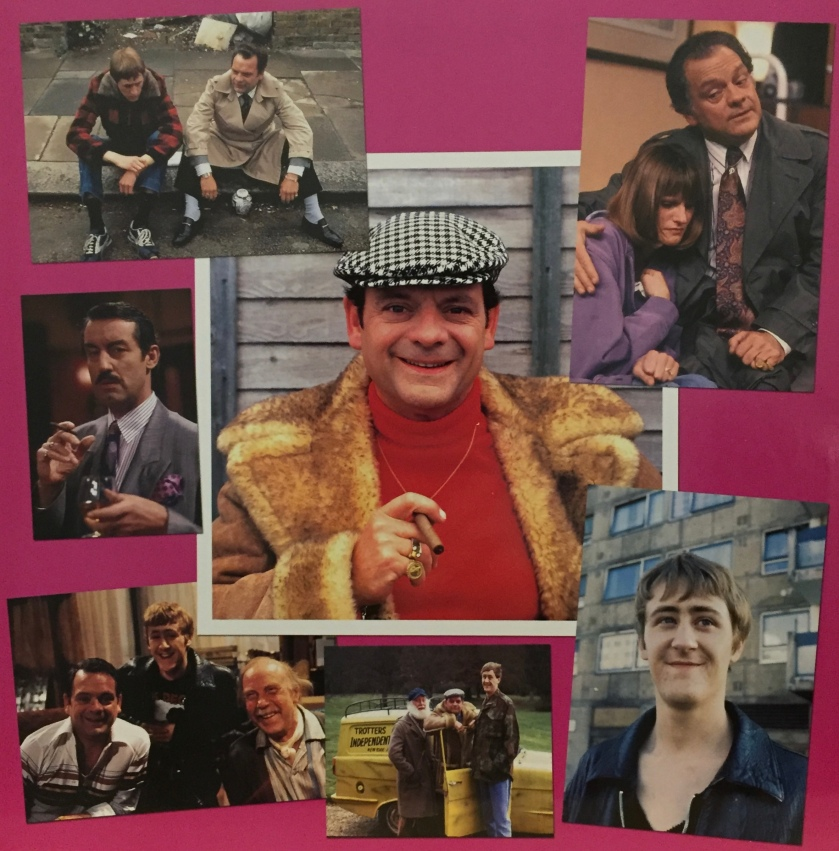 Only Fools & Horses Boxset - Photo Collage 1